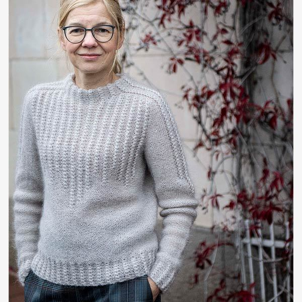 © Icicle Sweater by Zanete Knits • www.ravelry.com