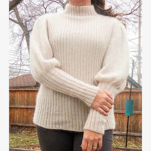 © Sweater No. 7 by My Favourite Things • www.ravelry.com