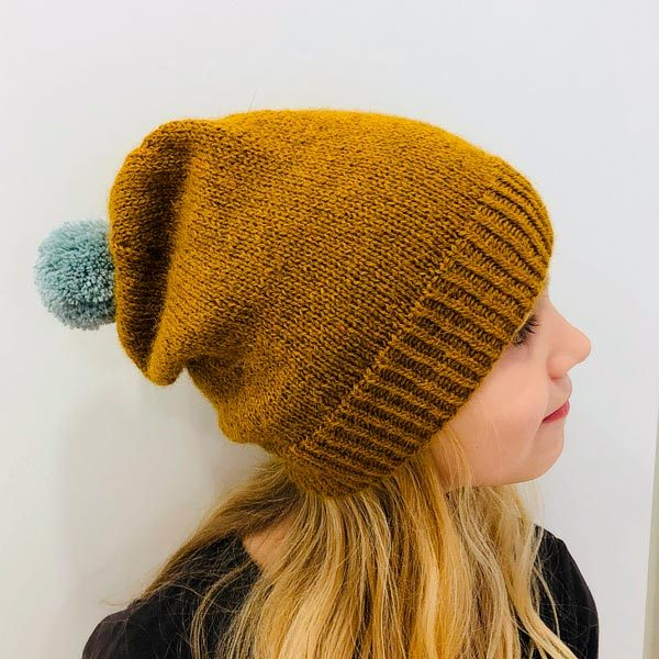 © My Cashmere Hat by Plucky Knitter Design • www.ravelry.com