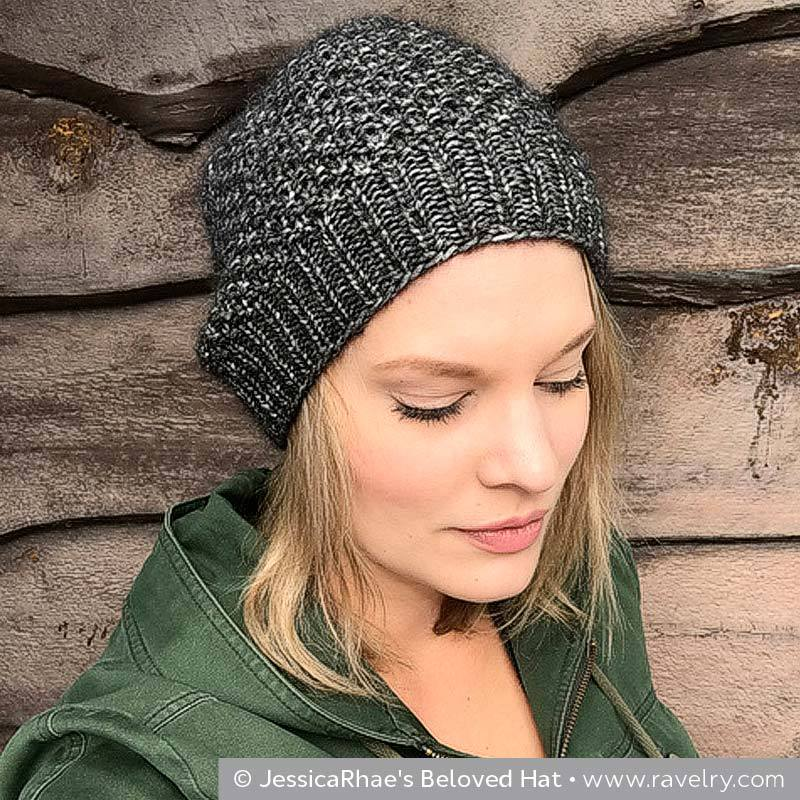 © JessicaRhae's Beloved Hat • www.ravelry.com